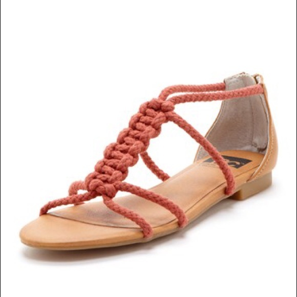 a653f30423715 BC Footwear Rust rope sandal